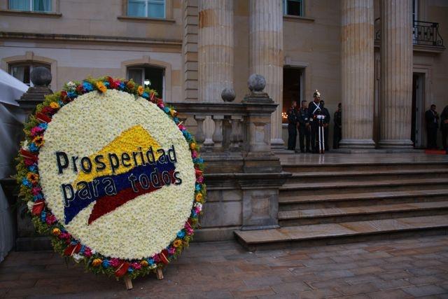 Prosperidad para todos.  Crédito Miltón Ramírez/MinCultura 2012