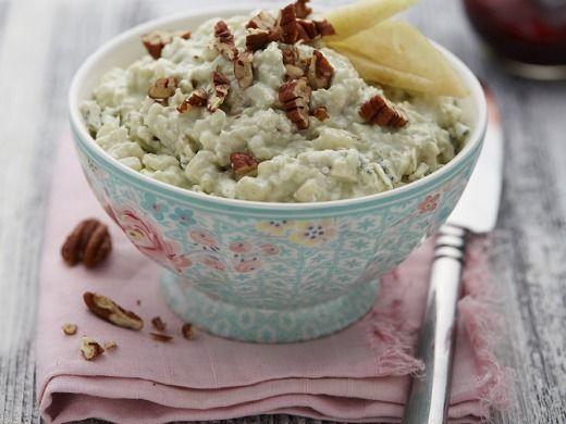 Nivová pomazánka s hruškami a ořechy - Recepty na každý den