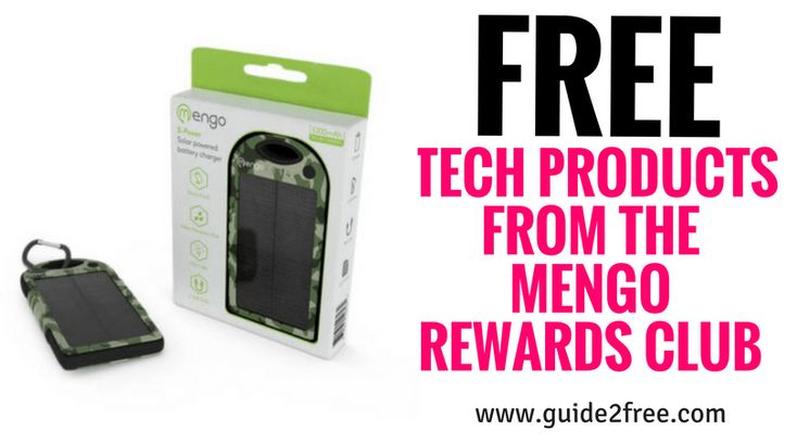 Get FREE Tech Products from the Mengo Rewards Club! Wait for the popup and fill out the form.Here at Mengo, we offer customers new products upon release, free of charge! That's right, no gimmicks, no credit cards, simply FREE! Take a moment to sign up below to be a part of our new release program. No worries, we promise to never spam your email.