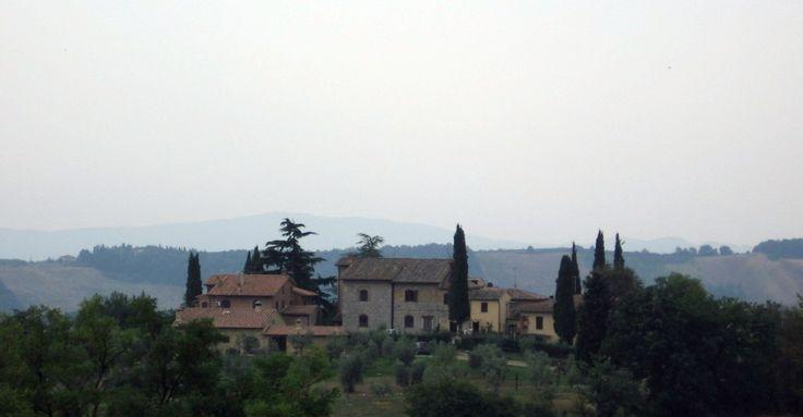 Tuscan house - Photo: Beata B.