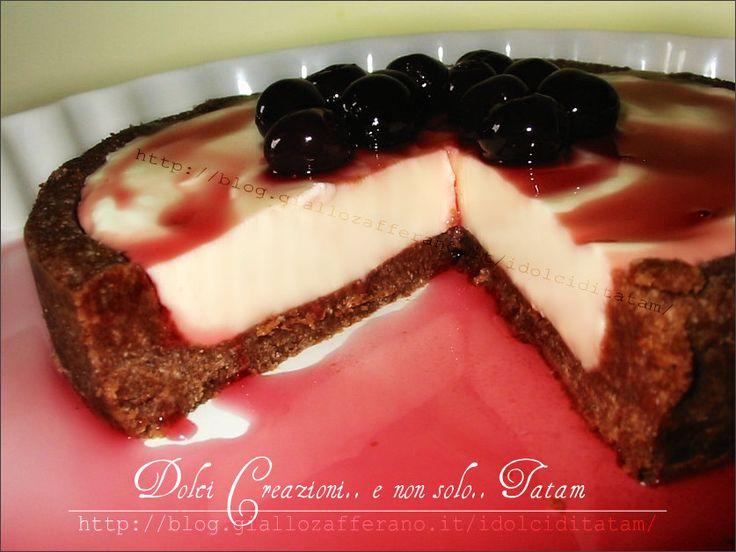 cheesecake amarene 2