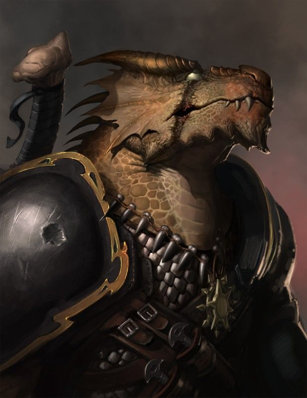 Dragonborn prophet. He comes and goes, but only in moments of great importance-Shaad