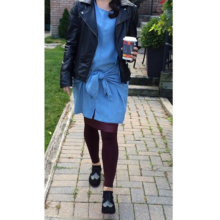 #Layering this Fall begins with a #SKIRTIT Pencil ✔️   Loving the whole look! @fashitude_is_me