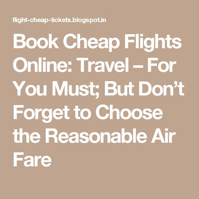 The finest opportunity to choose your travel destination at minimal air fare, The Savvy Flyer is your ultimate travel partner.