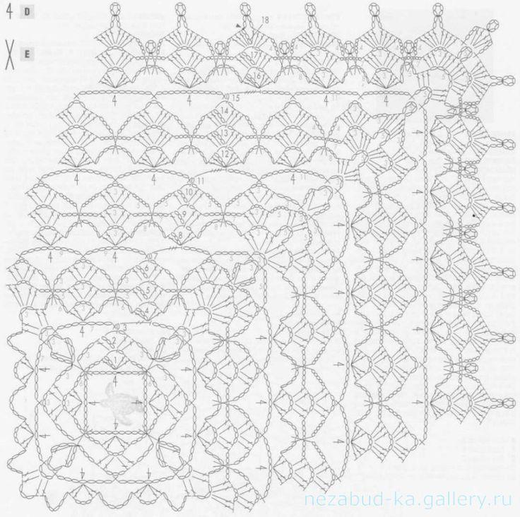 Mejores 347 imágenes de Crochet Afghan en Pinterest   Mantas de ...