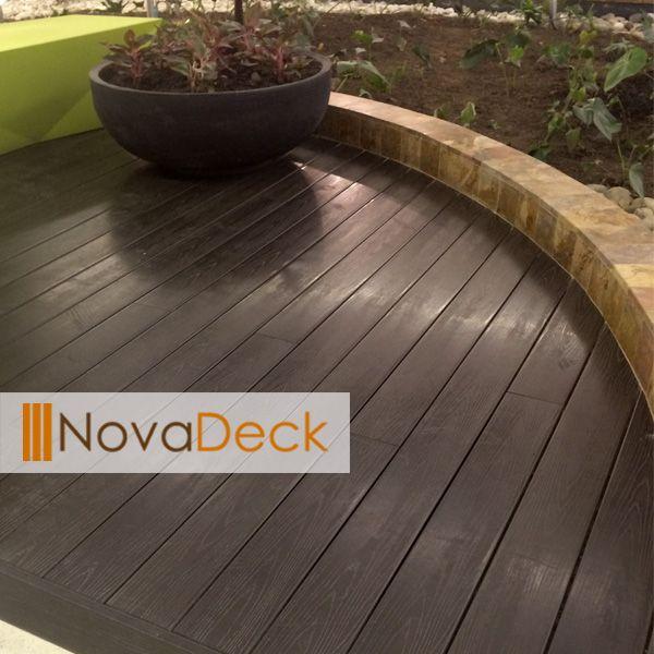 Novadeck es la mejor opci n en decks para ambientes for Deck para exteriores