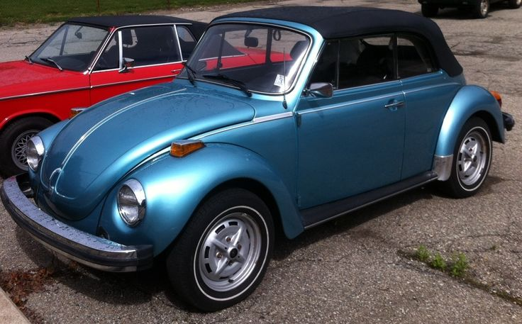33 Best Images About Volkswagen Convertible On Pinterest