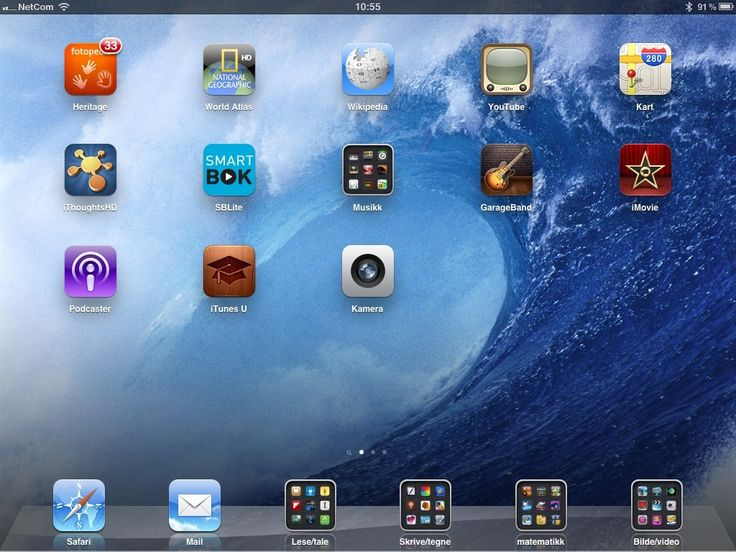 """Stor oppdatering av artikkelen - """"Hvorfor er iPad bedre enn laptop i skolen""""?"""