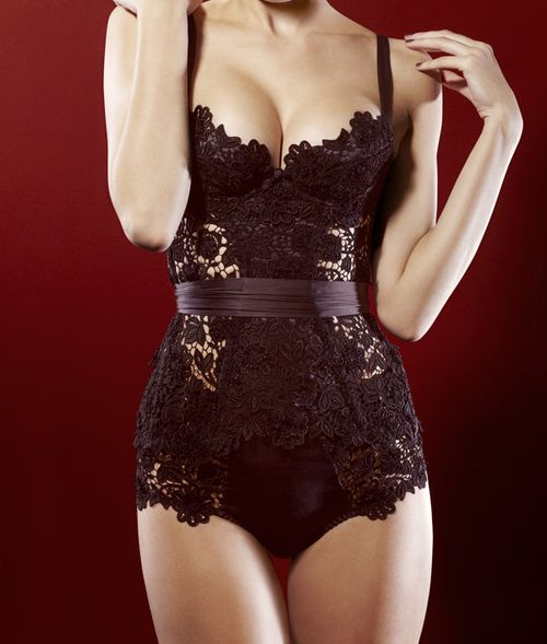 Love this romper/lingerie!