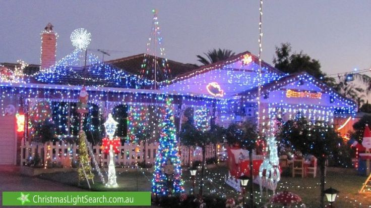 Christmas Lights in Ballajura, WA. http://xmaslights.co/ballajura