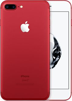 Buy Special Edition iPhone 7 (PRODUCT)RED or iPhone 7 Plus (PRODUCT)RED now and get free shipping. Pay in full or pay with low monthly payments.