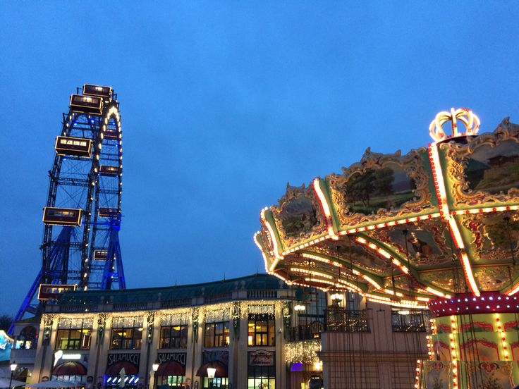 Favorite pic from Prater.