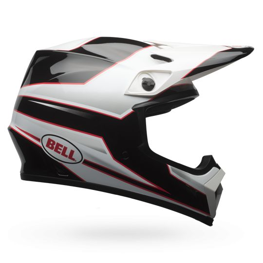 Bell MX-9 Supercross and Motocross Helmet MIPS Equipped