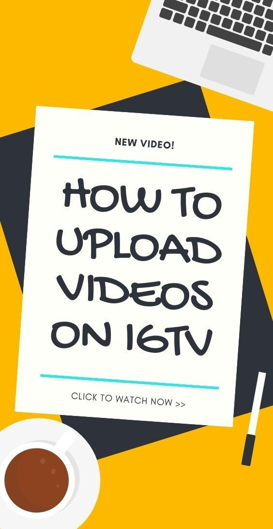 Igtv Tutorial How To Upload Videos On Igtv Instagram Business Marketing Instagram Marketing Instagram Marketing Tips