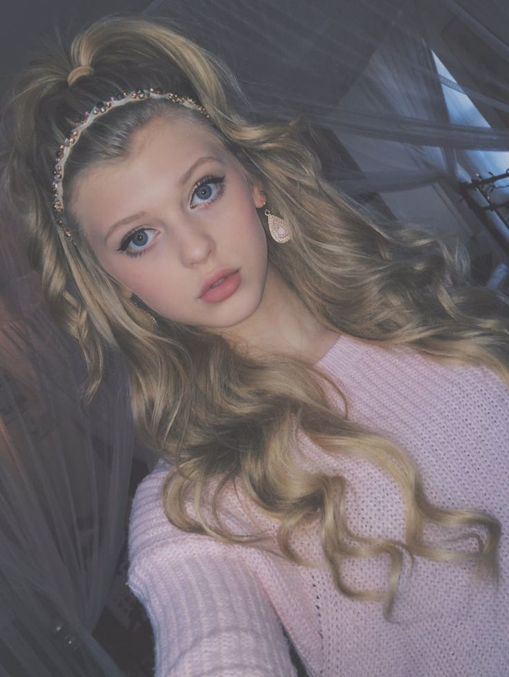 Hey I'm Loren I'm popular like my sisters im 15 and single but looking I love to cheer I'm famous on musically~Loren