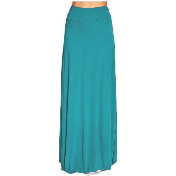 Lee Tabeez Mermaid Maxi Skirt ($31) ❤ liked on Polyvore featuring skirts, red, elastic waist skirt, teal maxi skirt, stretch maxi skirt, pull on skirt and red maxi skirt