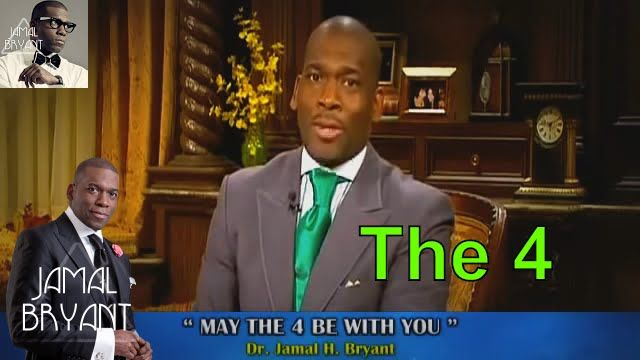Bishop Pastor Jamal Bryant New Sermons 2016 - May The 4 Be With You Jamal Bryant