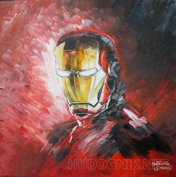 Железный человек Железный человек для поклонников комиксов