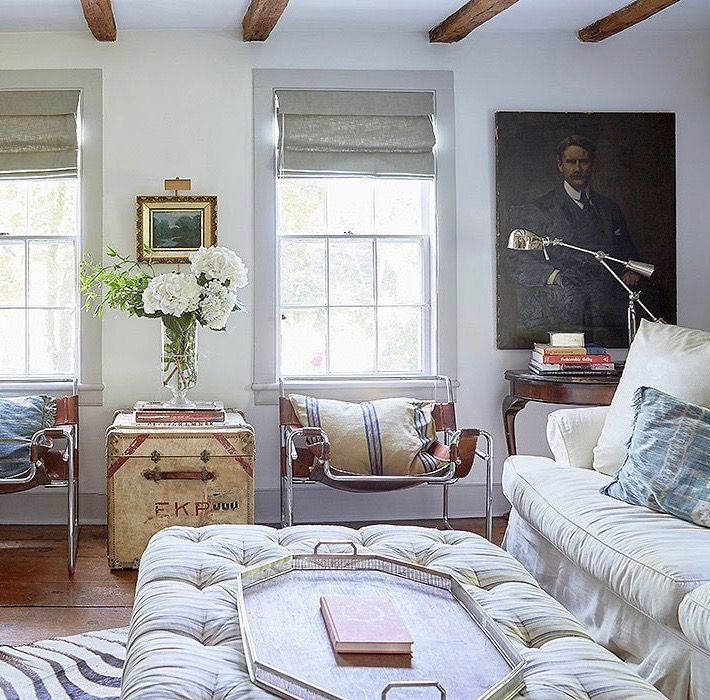Derrick Miller and his wife, interior designer Jennifer Vaughn Miller's Long Island Home