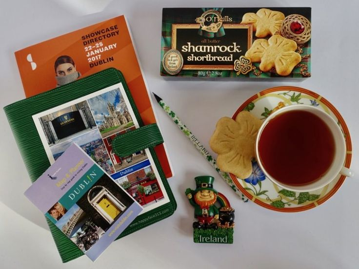 Dublin-Reise / memories of an Ireland trip