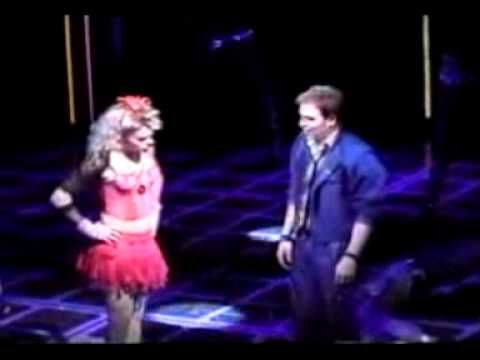 Saturday Night In The City - The Wedding Singer - YouTube
