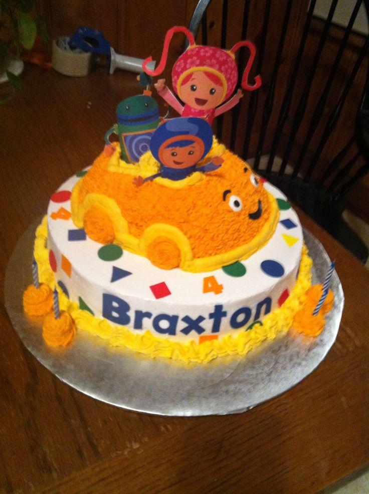 Umizoomi Birthday Cake Walmart