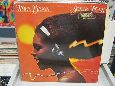Travis Biggs - Solar Funk