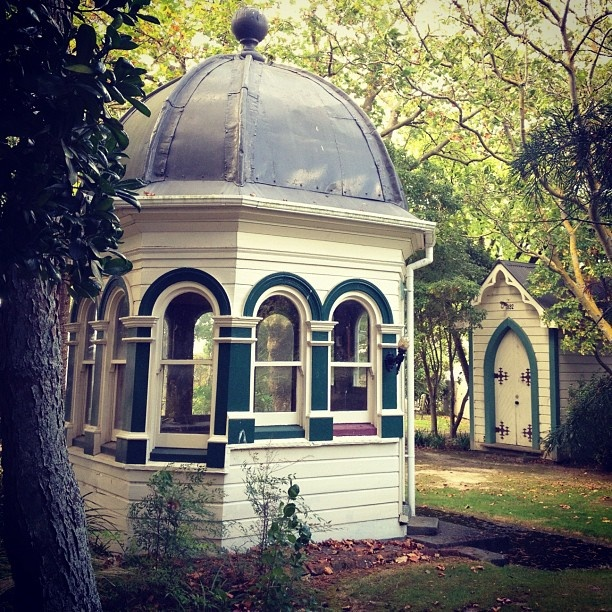 The beautiful #garden at Woodlands Rest Home in #feilding #instagram