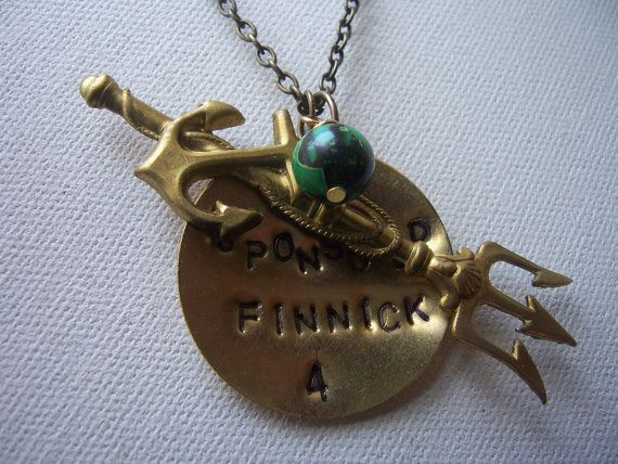 I sponsored Finnick necklace (Etsy)