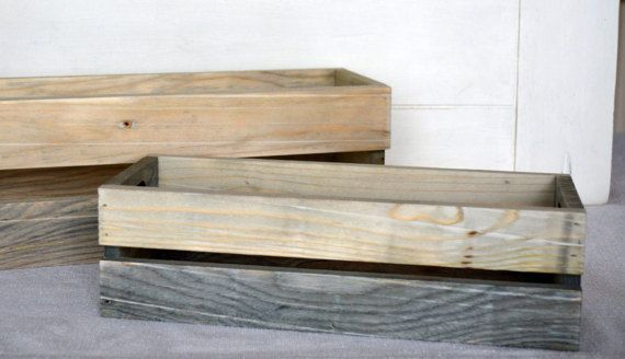 Best ideas about small wooden crates on pinterest