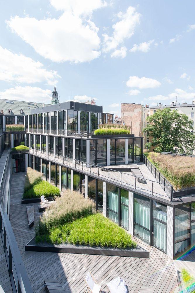 Gallery of Office Building in Za bramką Street/ Ultra Architects - 19