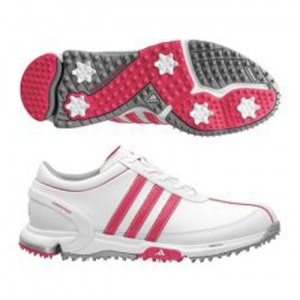 SALE - Womens Adidas Lite Golf Cleats White - BUY Now ONLY $34.99