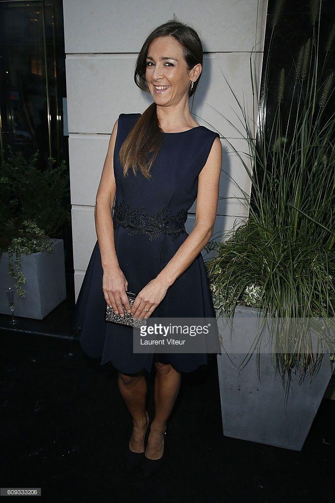 Photo d'actualité : Actress Emmanuelle Boidron attends the Hotel...