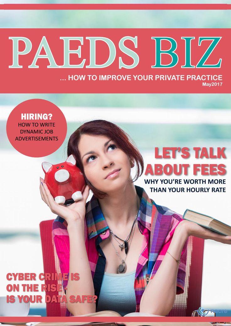 Paeds Biz E-Magazine - May Edition 2017