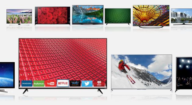 In the market for a new TV? Our new report takes a look at popular televisions from Samsung, Sony, Vizio and LG and displays all their problems in high-definition.