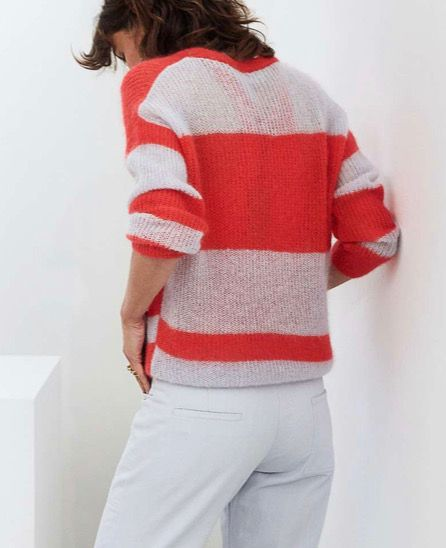 ad53c3f82e Pin by giedre lira on Stripes in 2019 | Sweaters, Stripes, Fashion