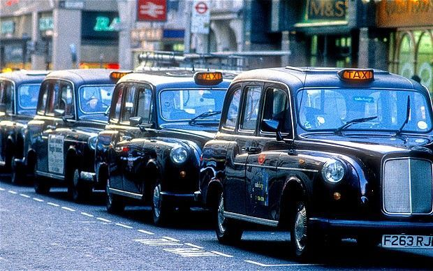 London's black cabs are to be fitted with Bluetooth enabled beacon technology | The Drum