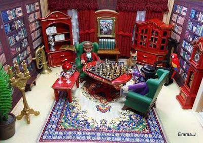 Furniture Sets ~ Emma.J's Emporium, The Library