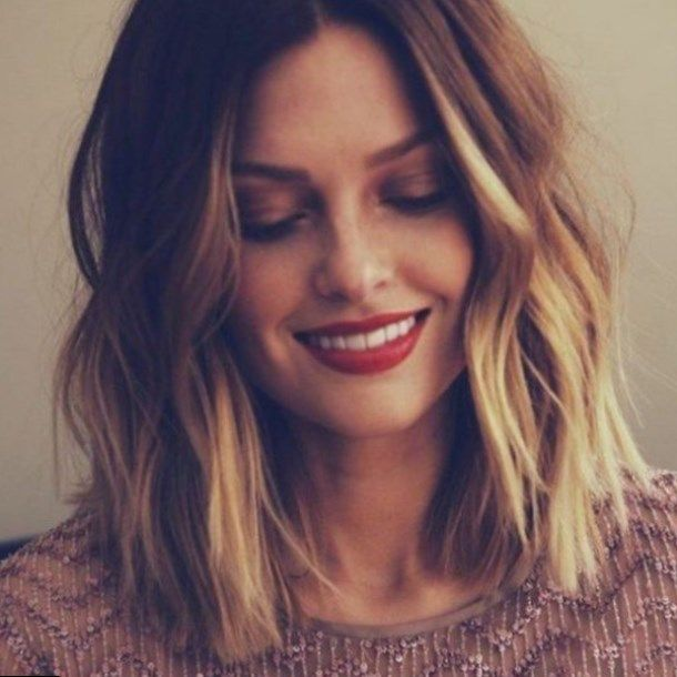 Neue Haartrends Balayage In 2019 Long Hair Styles Long Bob