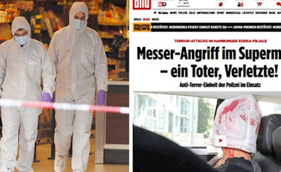 Vrah křičel Alláh je velký, tvrdí svědci z Hamburku. Pachatel je z Emirátů