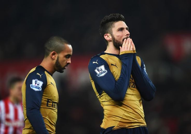 Tottenham v Arsenal team news! Giroud and Walcott BENCHED for...: Tottenham v Arsenal team news! Giroud and Walcott BENCHED for… #Arsenal