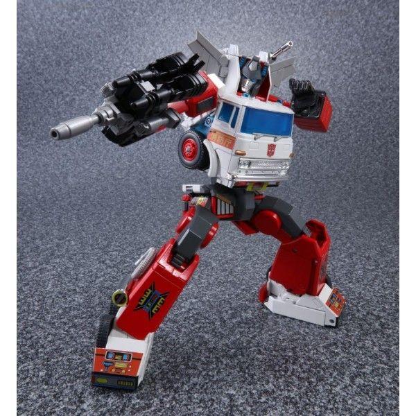 ToyzMag.com » Transformers Masterpiece Artfire MP-37