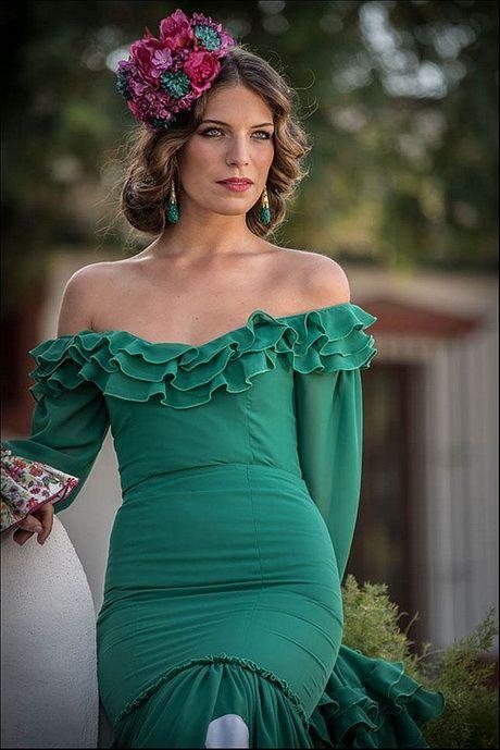 Coleccion trajes de flamenca 2017