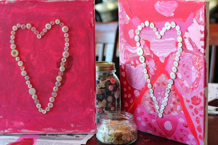kids art :  heart art : the logbook