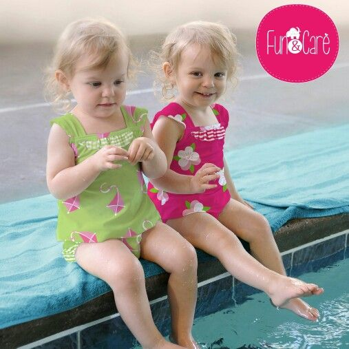 ••• La comodidad hace niños felices!  . Vestido de baño UPF +50, pañal integrado evita fugas dentro del agua. .  Tallas: Desde 0/3 M hasta 4T .  #FunAndCare #ecofriendly #ecologic #swimdiapers #protectionUV #diapers #kids #baby