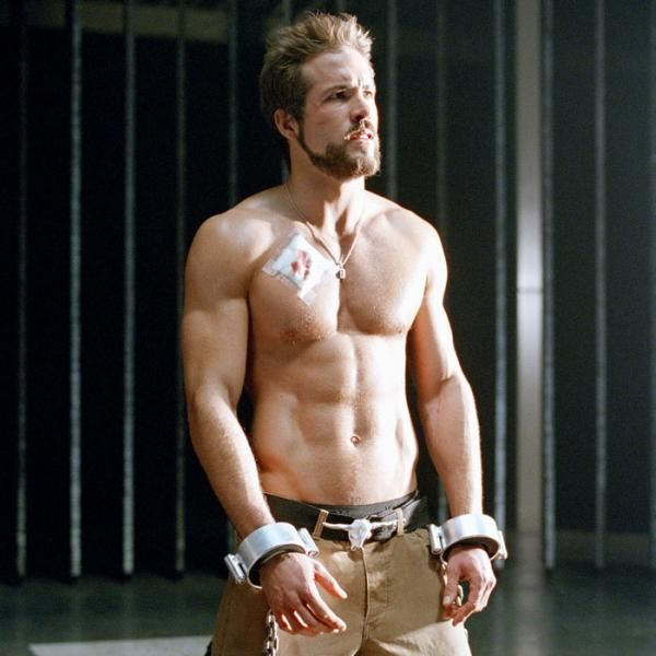 Ryan Reynolds: Blade: Trinity