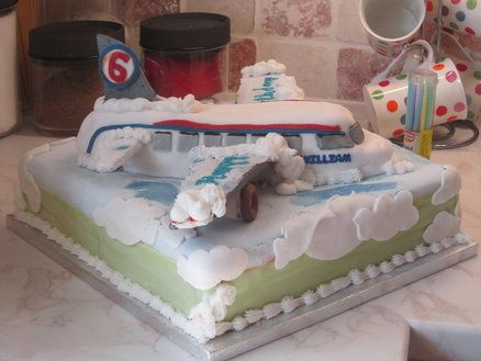 58 best images about Pla c on Pinterest Airplane cakes ...