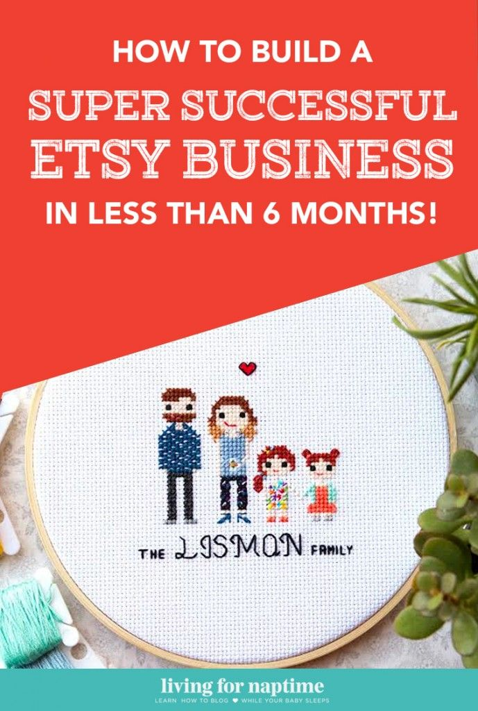 Want to build a successful Etsy store? Check out these Etsy store tips that one women used to build an award winning store.