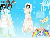free wedding dress up games online