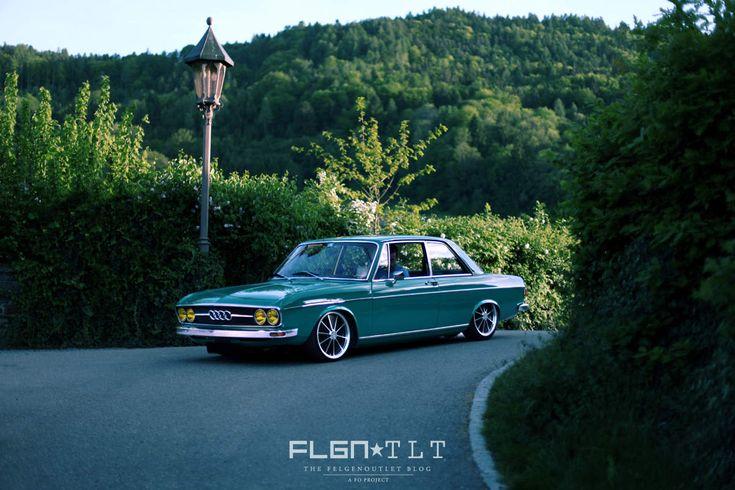 My Audi F103